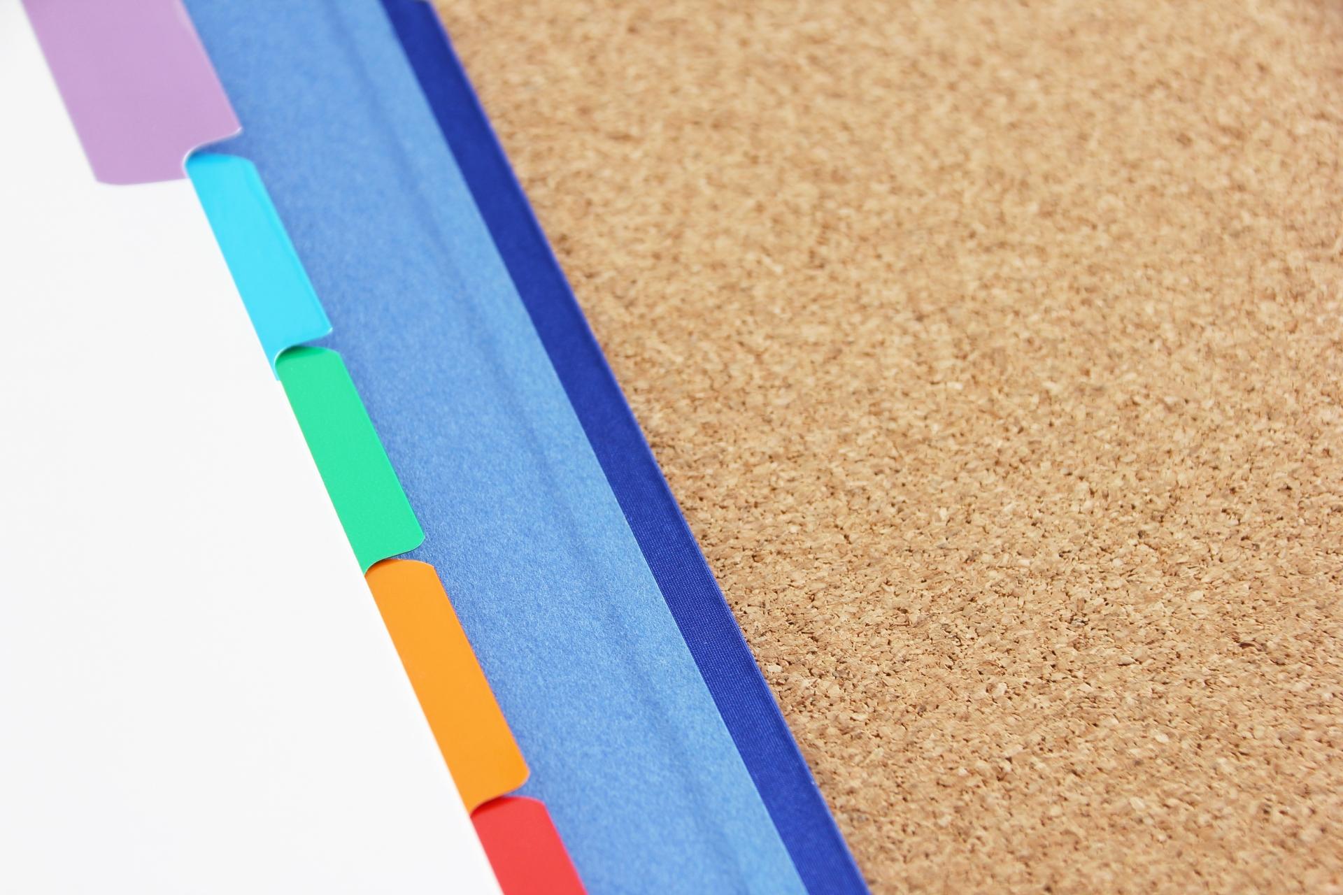 文書管理の基本的な分類方法